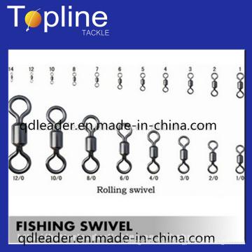 Níquel de alta calidad y barato pesca giratorio de para la pesca