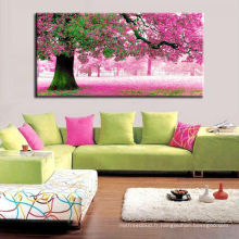 Lucky Tree Painting Arts pour Deco
