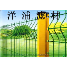 High Strong Powder Coating Galvanized Wire Mesh Fences For Prison Wall Fence