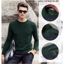 Men′s Cashmere Sweater with Round Neck (13brdm005-3)