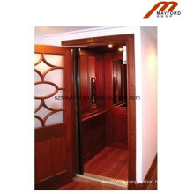 Convenient Glass Home Elevator with Machine Roomless