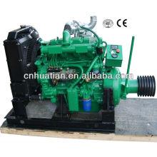 Motor diesel estacionário chinês de 80hp para a venda
