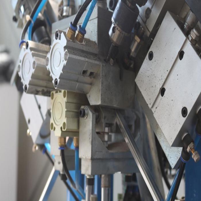 IGU molecular thieve machine