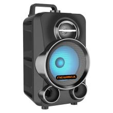 6,5 '' TWS Bluetooth Trolley Lautsprecher Free Wireless Mic