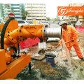 Pompe de déshydratation de moteur à moteur diesel