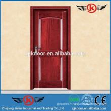 JK-SD9003 portes en bois portes de la chambre de l'usine / porte moderne en bois