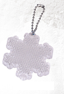 Safety Snowflake Shape Hanger