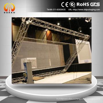 Прозрачная отражающая пленка 3d голографическая 45 градусов