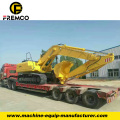 Hydraulic Excavator 13.5 tons with Kawasaki System