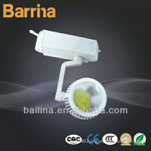 New design LED different angles led track light Rail Light