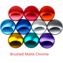 Colored Car Wrap Vinyl Matte Chrome Ice Wrap