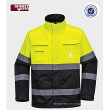 importar ropa de China mens camisas de seguridad de alta visibilidad personalizadas