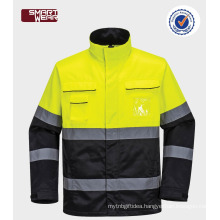 import clothing from china mens custom high visibility safety shirts