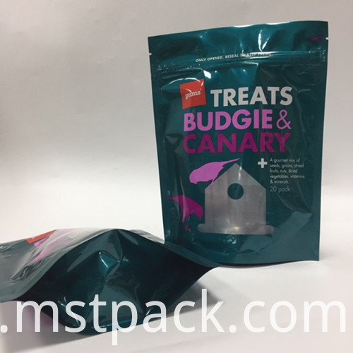 Food Package Plastic Bag