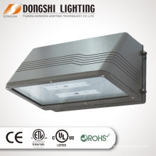 277V 60w Wall-Mount Outdoor Bronze medium LED Wall Pack