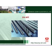 Aufzug-Stahldraht-Seil (SN-WR-Serie)