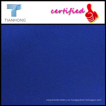 Dril de algodón pesado tela/Spandex Lycra tejido a tejido elástico/tela para pantalones Slim de la señora