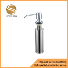 Modern Brass Liquid Soap Dispensers (AOM-9109)