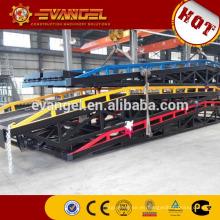 China hizo rampa de muelle de carga ajustable para la venta