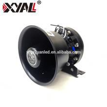 150W 100W Auto Alarm Hooter Siren car horn Police Vehicles Speaker 12V 300W Police siren