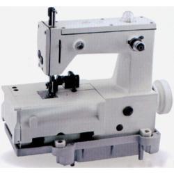 Wysokiej prędkości ściegiem łańcuszkowym rękawica maszyna do szycia z urządzenie tnące