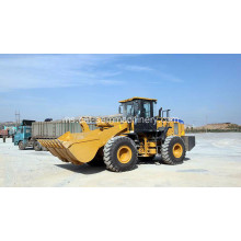 SEM Wheel Loader SEM668C 6tons For Steel Mills