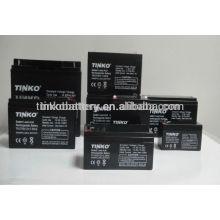 Chumbo ácido de bateria 4V 2.0ah Joaquim boa qualidade e melhor preço