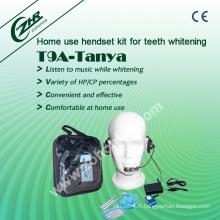 T9a Beauty Personal Care utilise le blanchiment des dents