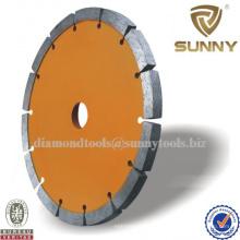 Small Diamond Tuck Point Blade Corte de Pedra de Granito
