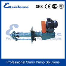 Vertical Submersible Slurry Pump Design (EVM-40P)