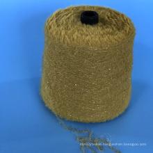 China high quality bead yarn shiny sequin fancy yarn for sweater