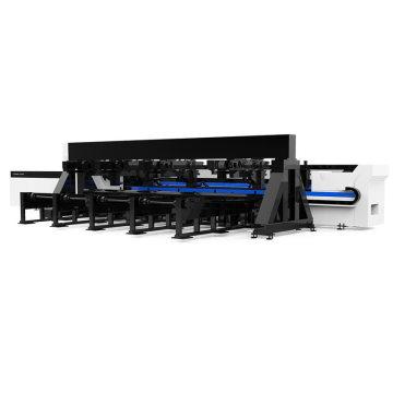 500W 1000W Sheet Metal Laser Cutting Machine