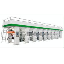 Kunststoff-Tiefdruck-Druckmaschine