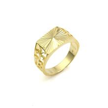 Позолоченное кольцо Xuping Classical 14k