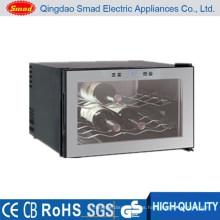 BCW-23A 8 botellas refrigerador de vino termoeléctrico