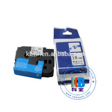 Compatible P-touch Tze laminated labelling label tape