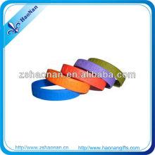 Colorful Custom Printed Logo Fashion Beautiful Silicone Wristbands