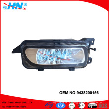 Fog Lamp 9438200156 Truck Parts For Mercedes Spare Parts