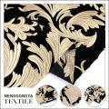 Хорошие продажи золотой вышивкой 100 полиэстер бархат цветочный