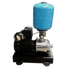 Control de integración Control PID para bomba de suministro de agua doméstica.