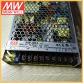 Driver de LED 5V 40A com função PFC e UL RSP-200-5 MEAN WELL Original / genuíno
