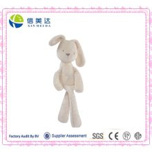 Kids Sleeping Partner Cuddly Soft White Rabbit Plush Toy