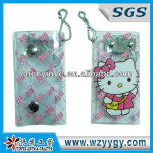 Promotional Pvc Key Case For Cartoon Animal