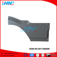 Mercedes Bens Actros Truck Body Parts DOOR EXTENSION RH 9417280956