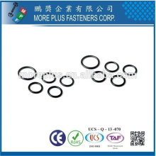 Taiwan O-Ring Rubber O Rings Silicone O Ring