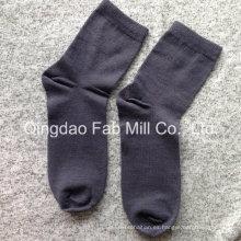 Calcetines de negocios ecológicos y sofisticados para hombres de cáñamo