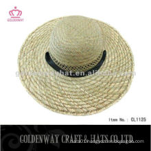Round top cowboy hat