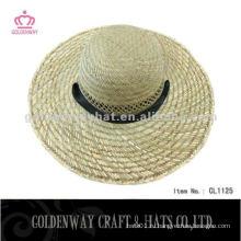 Круглая головная ковбойская шляпа