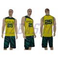 Maillot de basket sans manches 100% Polyester Sportswear Homme