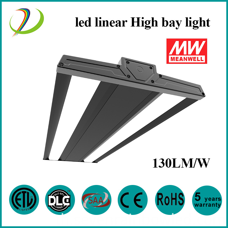 100W Led Linear Low Bay Lighting